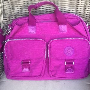 Kipling travel/work bag